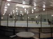9. Kids hockey rink